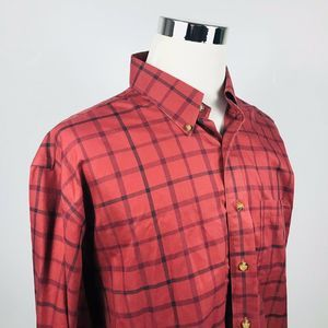 Brooks Brothers XL Regular Non Iron Casual Shirt
